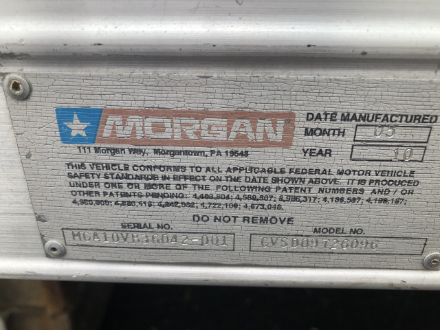 26 FT MORGAN BODY